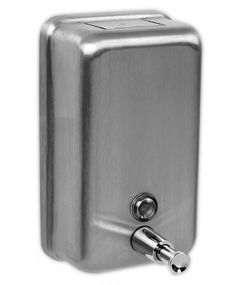 Dispensador de jab n inox timblau for Dispensador jabon ducha