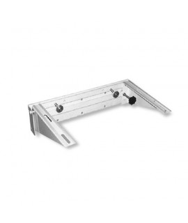 Manual tilting brackets