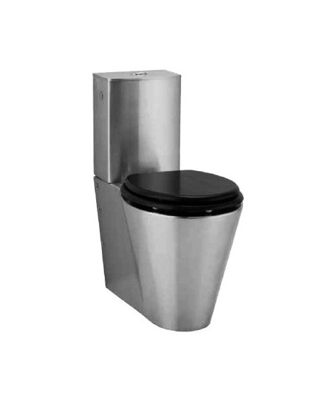 WC with cistern