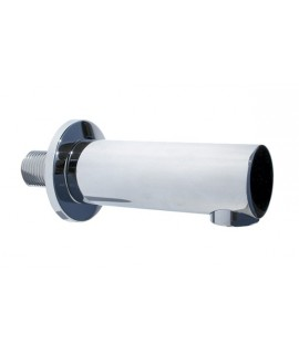 Cylindrical frontal spout